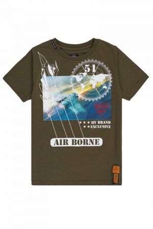 AREA 51 ARMY JET T-SHIRT