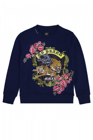 CARNIVAL ANIMAL SWEATER
