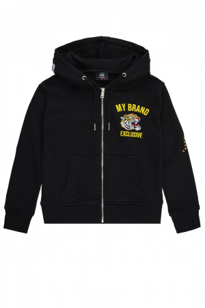 CARNIVAL TIGER HOODED ZIP