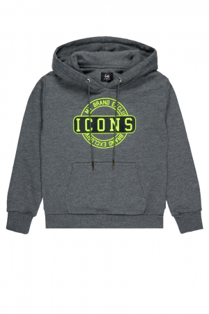 ICONS STAMP HOODIE