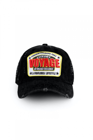 VOYAGE LUXERY CAP - ONE SIZE