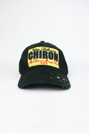 CHIRON CAP BLACK ONE SIZE