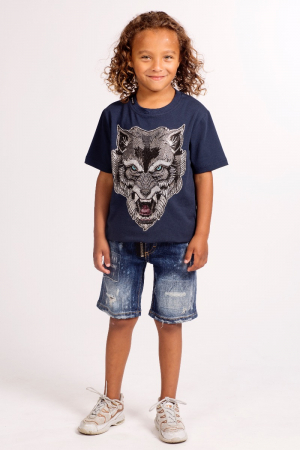 SCREAMING WOLF T-SHIRT