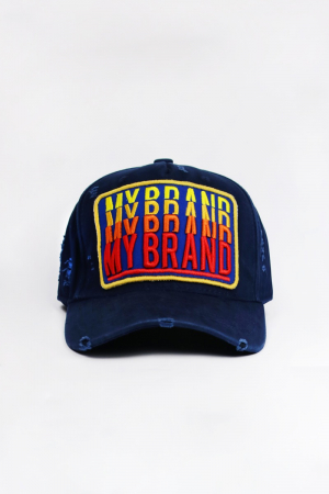 MB GRADIENT CAP 04 NAVY ONE SIZE