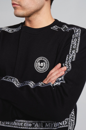 MB TAPE SWEATER