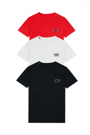 MB T-SHIRT 3 PACK