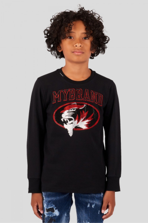 LOGO TIGER LONG SLEEVE A